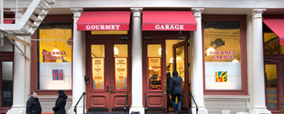 Gourmet Garage – SOHO, NYC